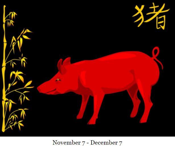 November Feng Shui