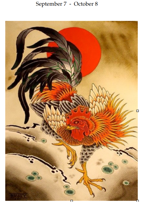 Month of the Rooster